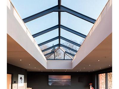 天井玻璃顶防砸玻璃