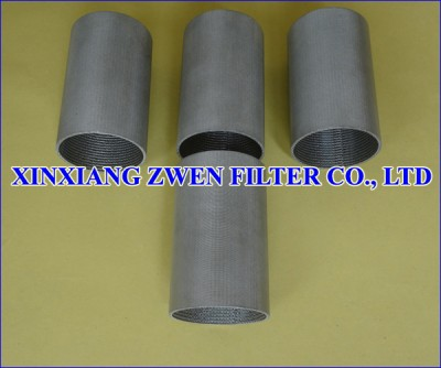 Sintered Wire Mesh Filter Tube